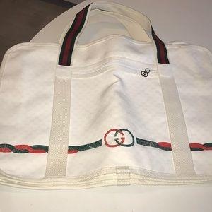 Gucci travel bag1 hr sale💥💥
